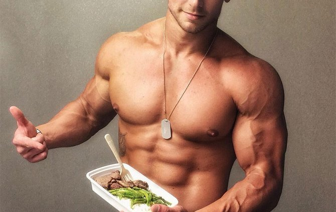В комбинации с сухофруктами паста поможет набрать вес