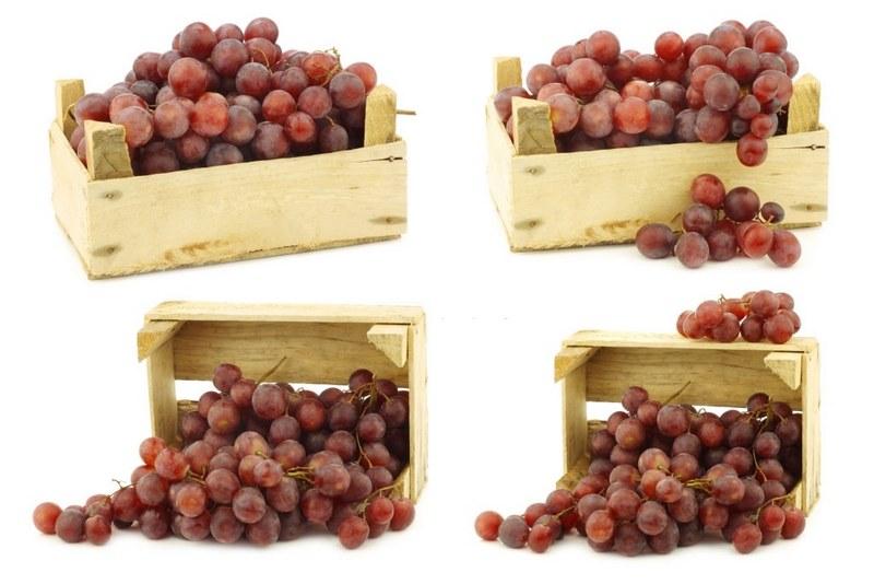 Для хранения урожая идеально подойдут деревянные ящики