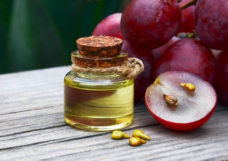 Масло из виноградных косточек широко используется в кулинарии