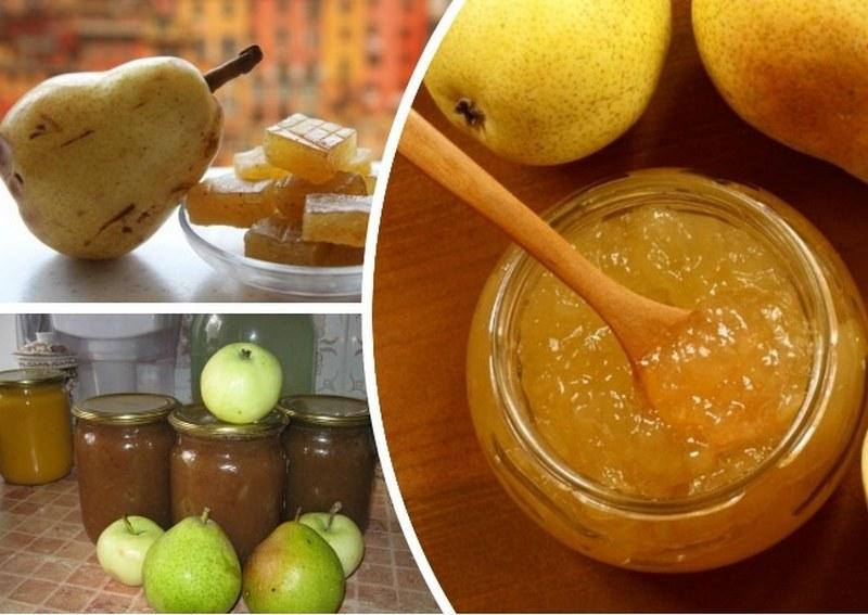 Поврежденные плоды перерабатывают на джем, мармелад или повидло