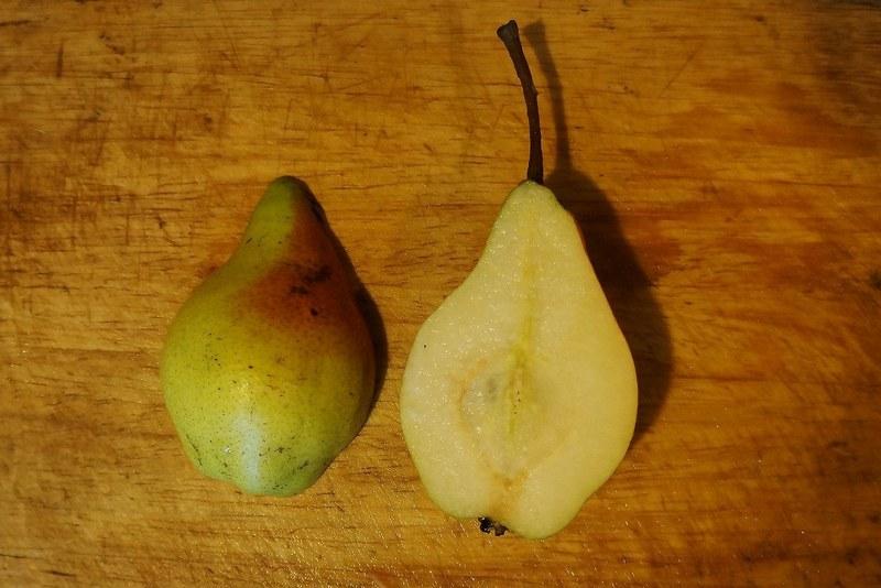 Сорт груши Яковлевская предназначен для употребления в свежем виде