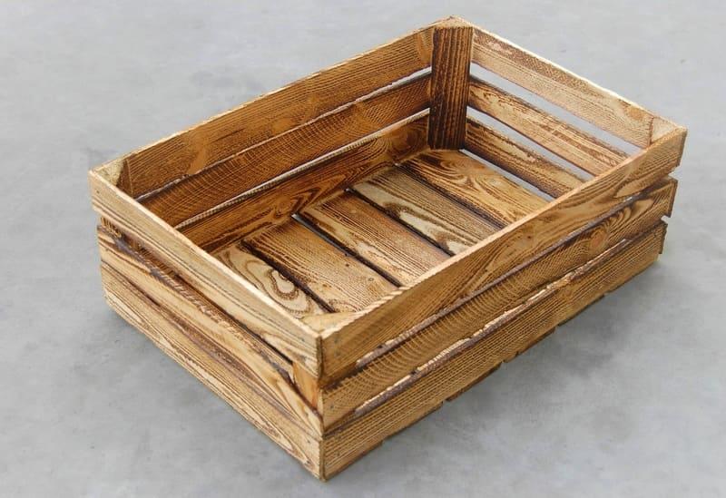 Деревянные ящики с вентиляцией - идеальная тара для хранения
