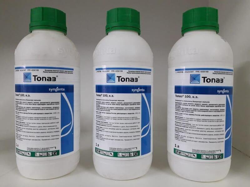 Топаз используют с лечебной и профилактической целью